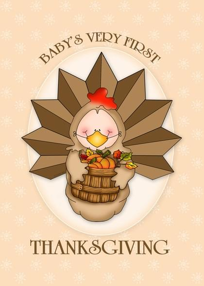 Send a Turkeys Thanksgiving Card with your own Handwriting. Signed, sealed, delivered at no extra cost! Quality cards made in the USA. Designed by Annie Things Possible.