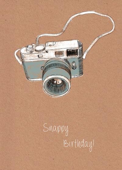 Birthday Card By Martin Irish Handmade For Signed