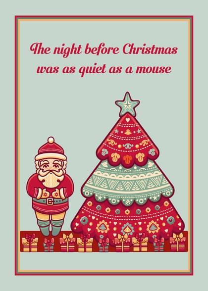 Christmas #1 Cover