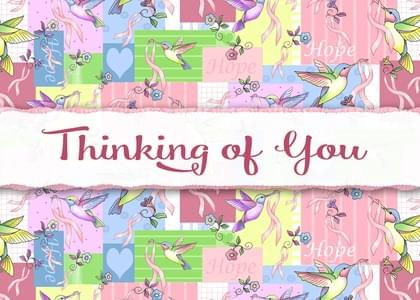 Send a Thinking Of You Card with your own Handwriting. Signed, sealed, delivered at no extra cost! Quality cards made in the USA. Designed by Annie Things Possible.