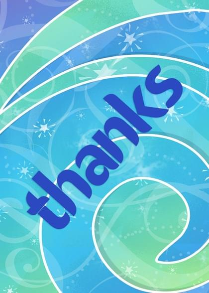 Send a Thank You Card with your own Handwriting. Signed, sealed, delivered at no extra cost! Quality cards made in the USA. Designed by Annie Things Possible.
